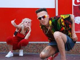 Advertisement - Tickets To Die Antwoord