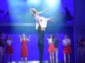 Advertisement - Tickets To Dirty Dancing
