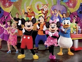 Advertisement - Tickets To Disney Live