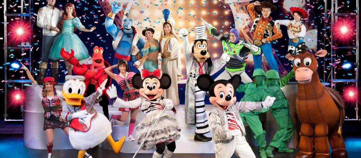 Disney Live! Mickey's Music Festival Tickets