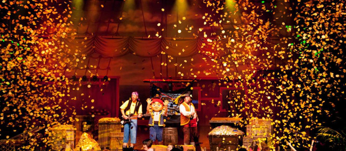 Disney Live! Pirate & Princess Adventure Tickets