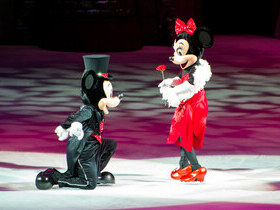 Disney On Ice 100 Years of Magic - Albany