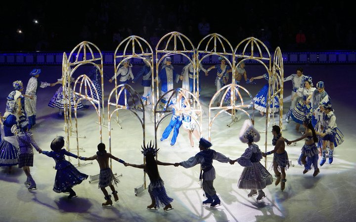 Disney On Ice Dare To Dream Tulsa Tickets Expo Square Pavilion