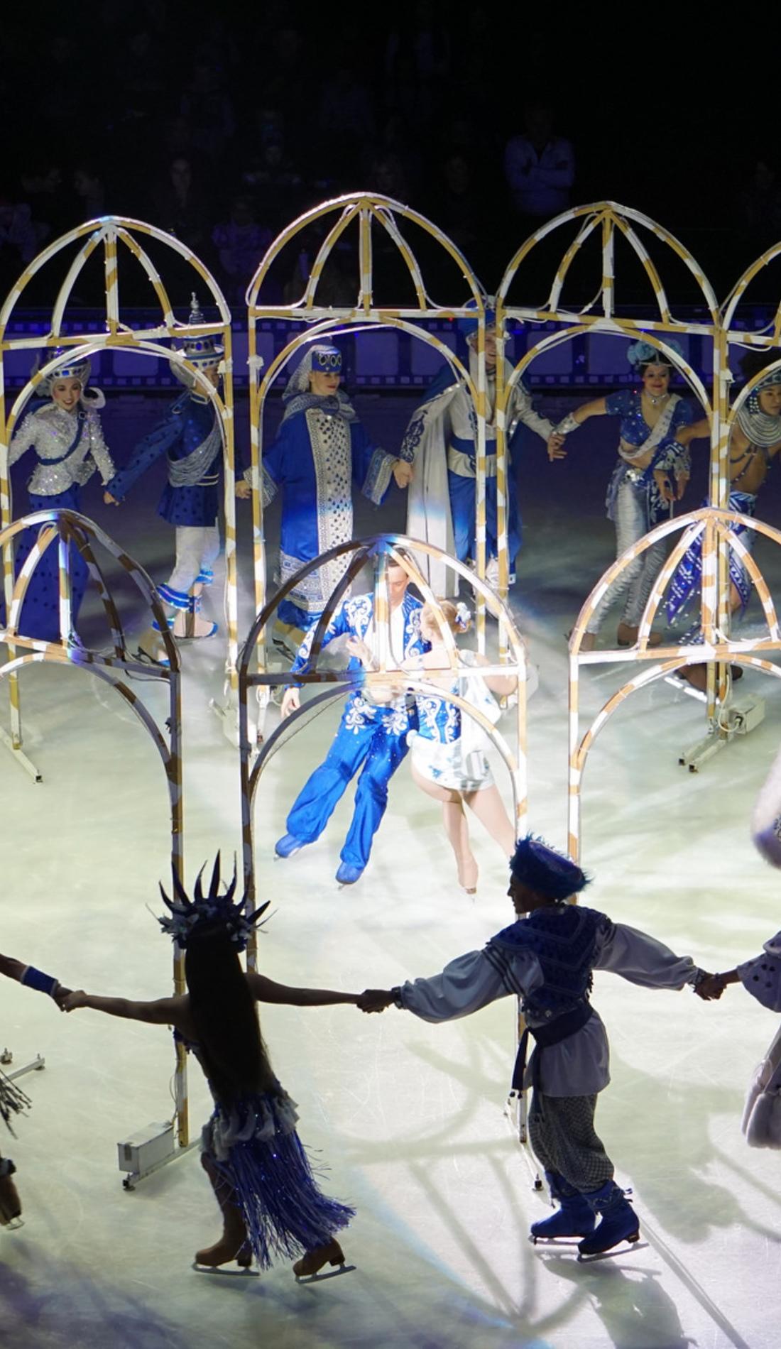 A Disney On Ice Dream Big live event