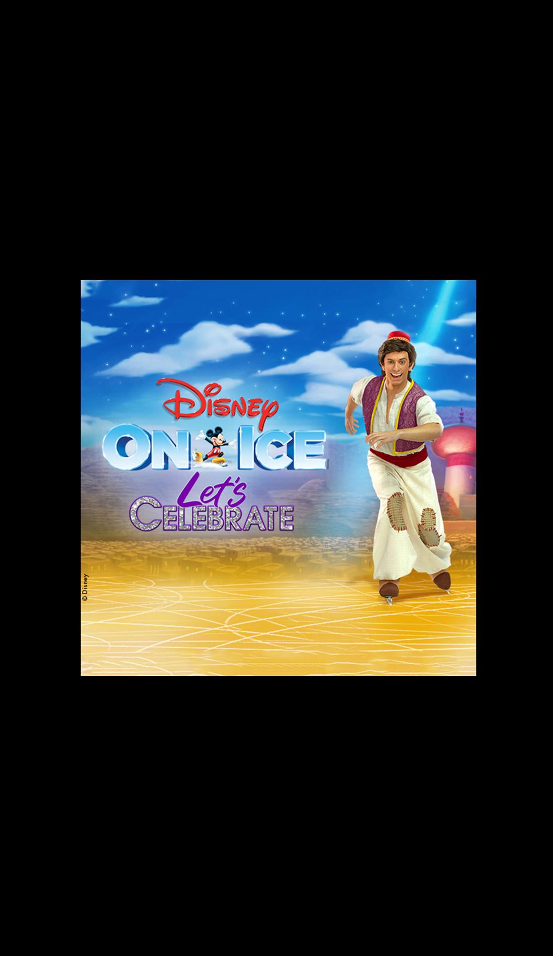 A Disney On Ice Lets Celebrate live event