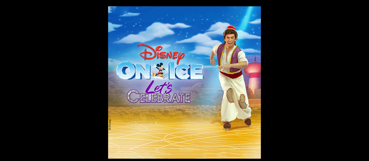 Disney On Ice Lets Celebrate Tickets