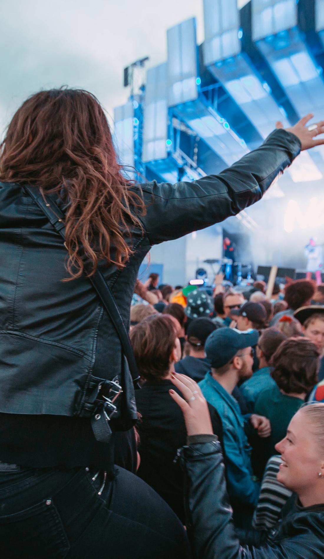 A Disrupt Festival live event