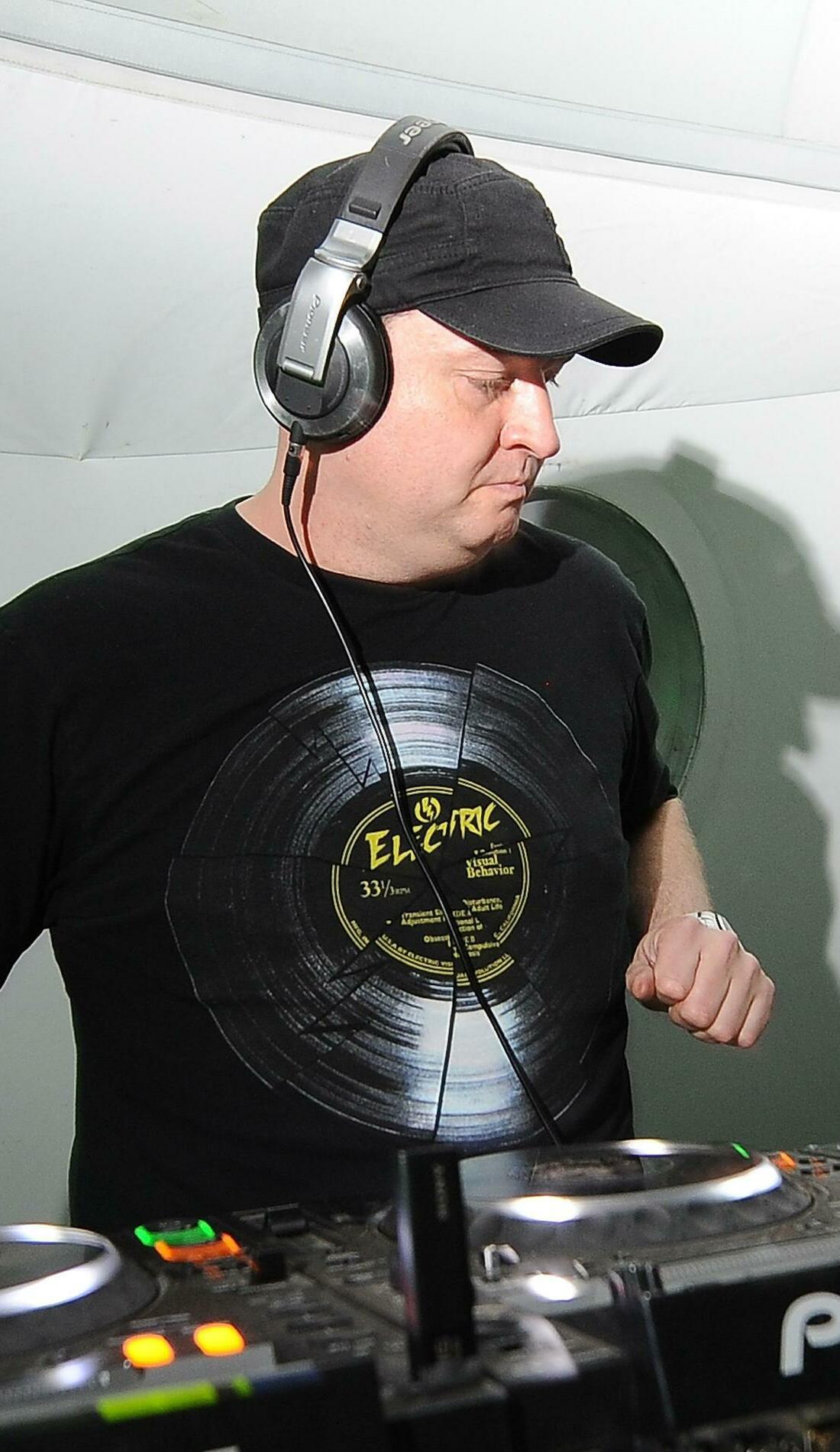 A DJ Dan live event
