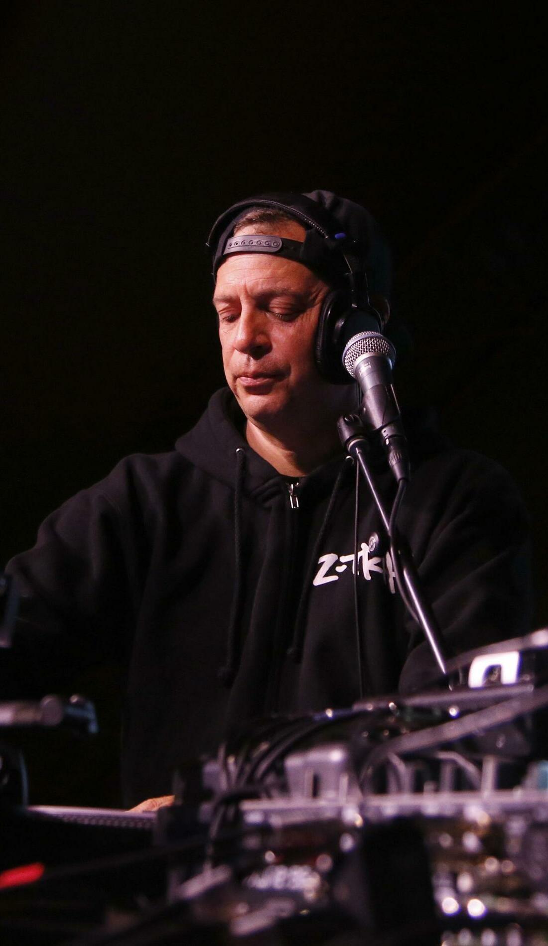 A DJ Z-Trip live event
