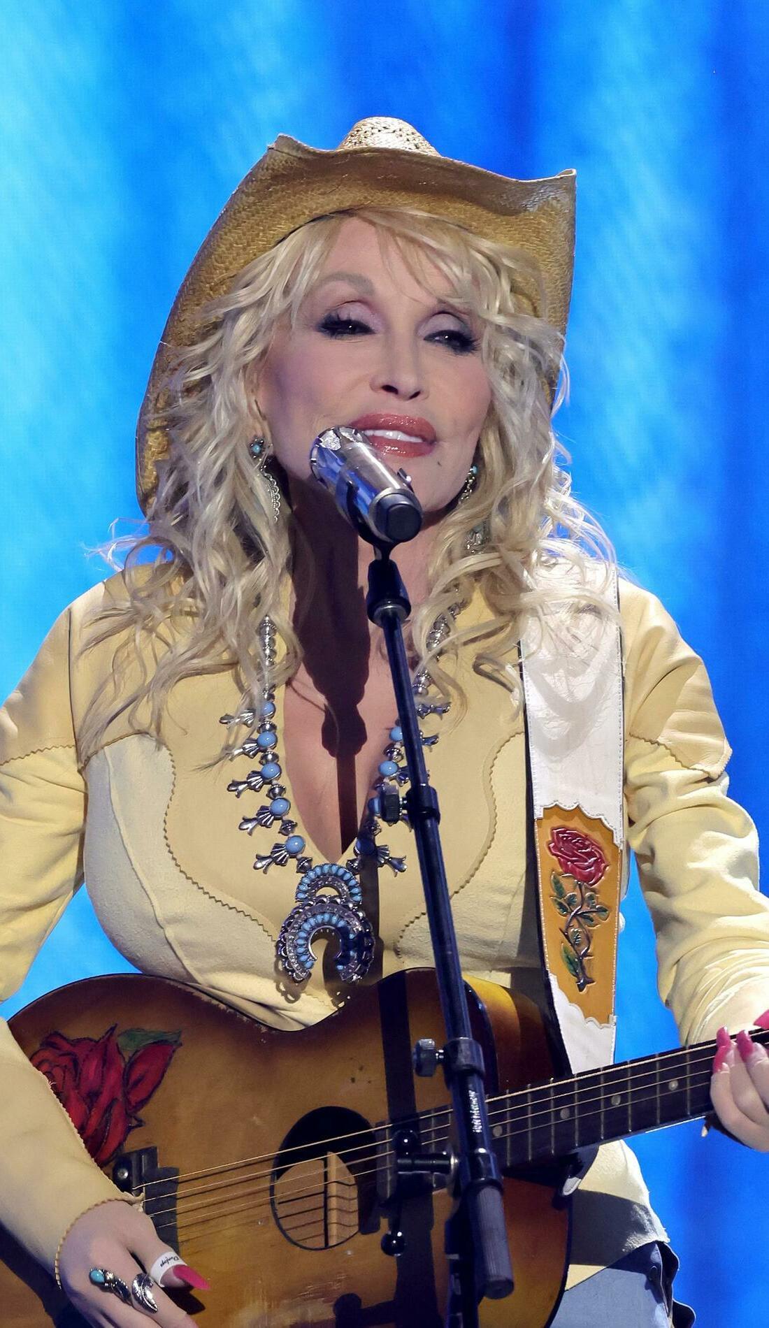 A Dolly Parton live event