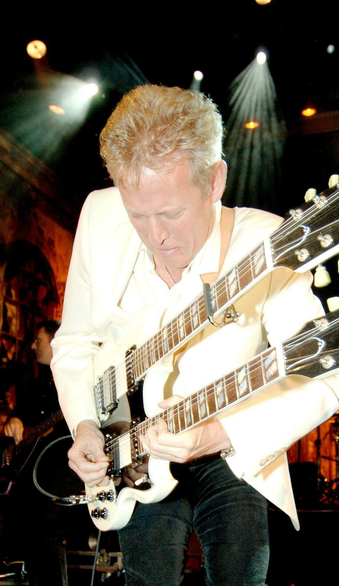 A Don Felder live event
