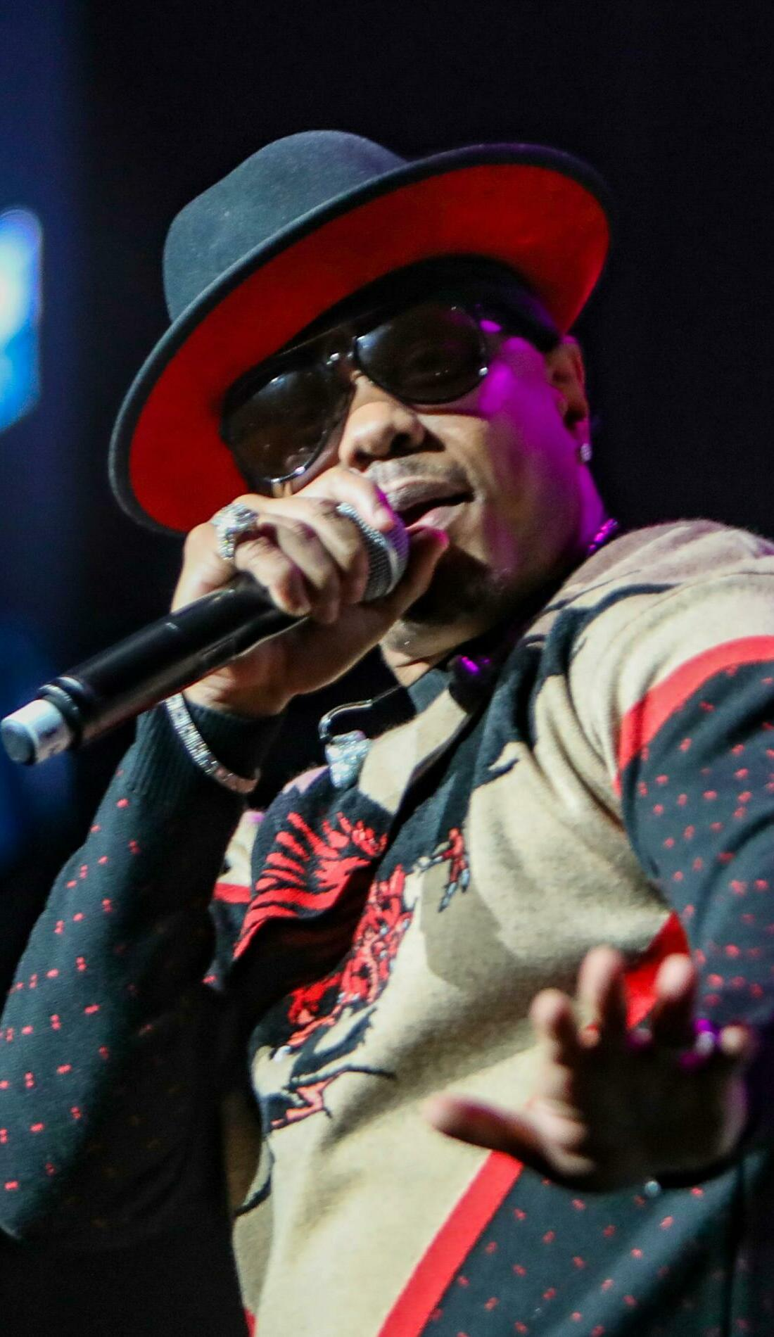 A Donell Jones live event
