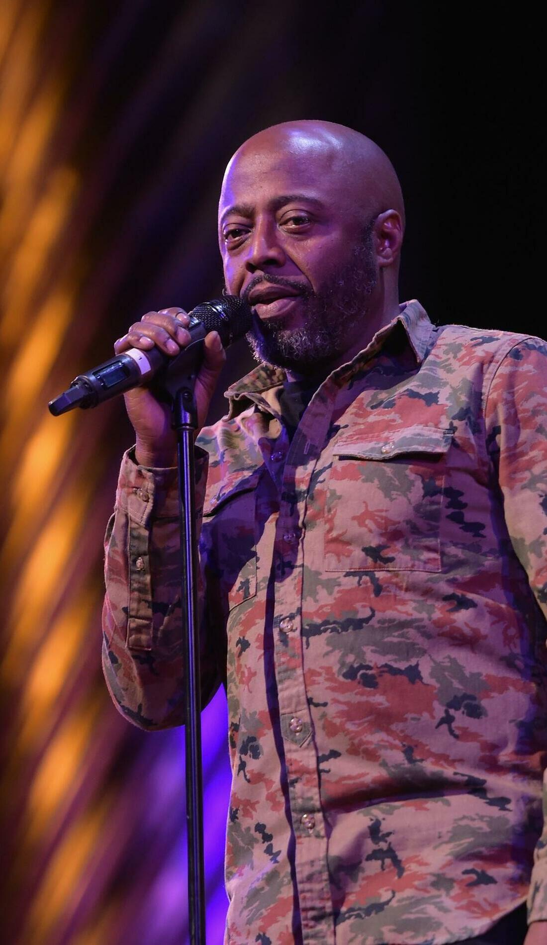A Donnell Rawlings live event