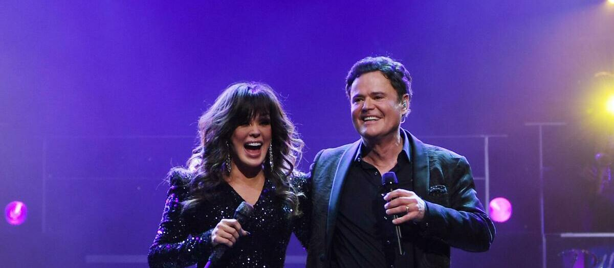Donny & Marie Tickets
