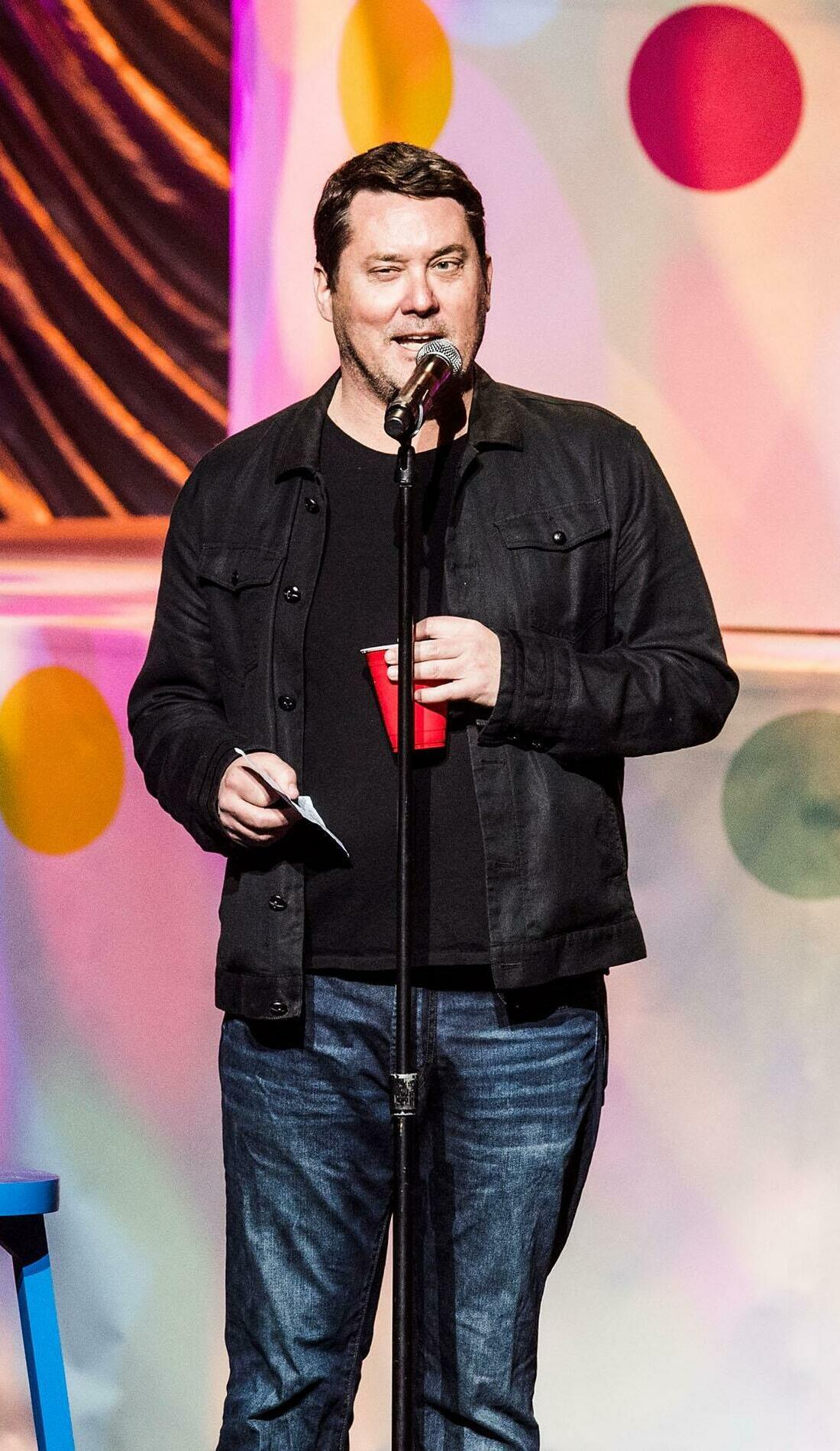 A Doug Benson live event