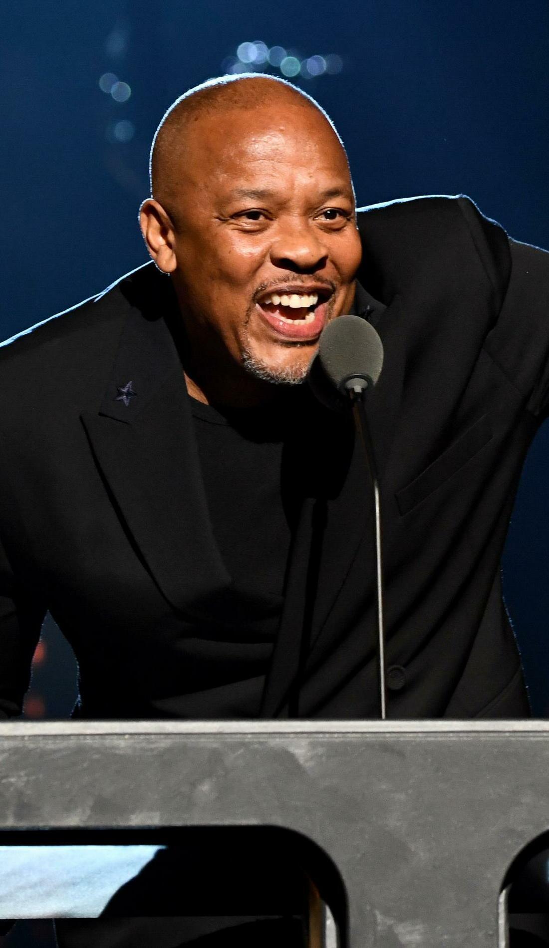 A Dr. Dre live event