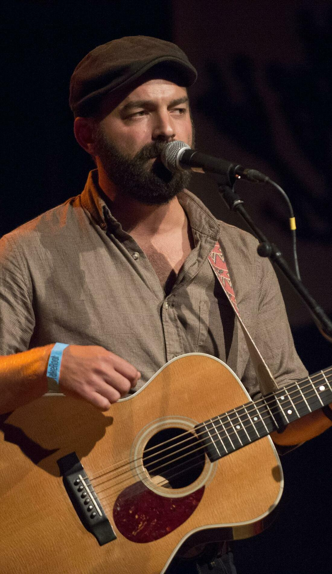 A Drew Holcomb live event