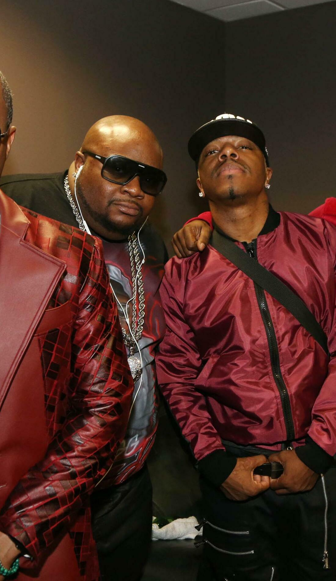 A Dru Hill live event