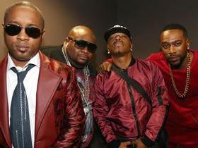 Dru Hill: Carl Thomas