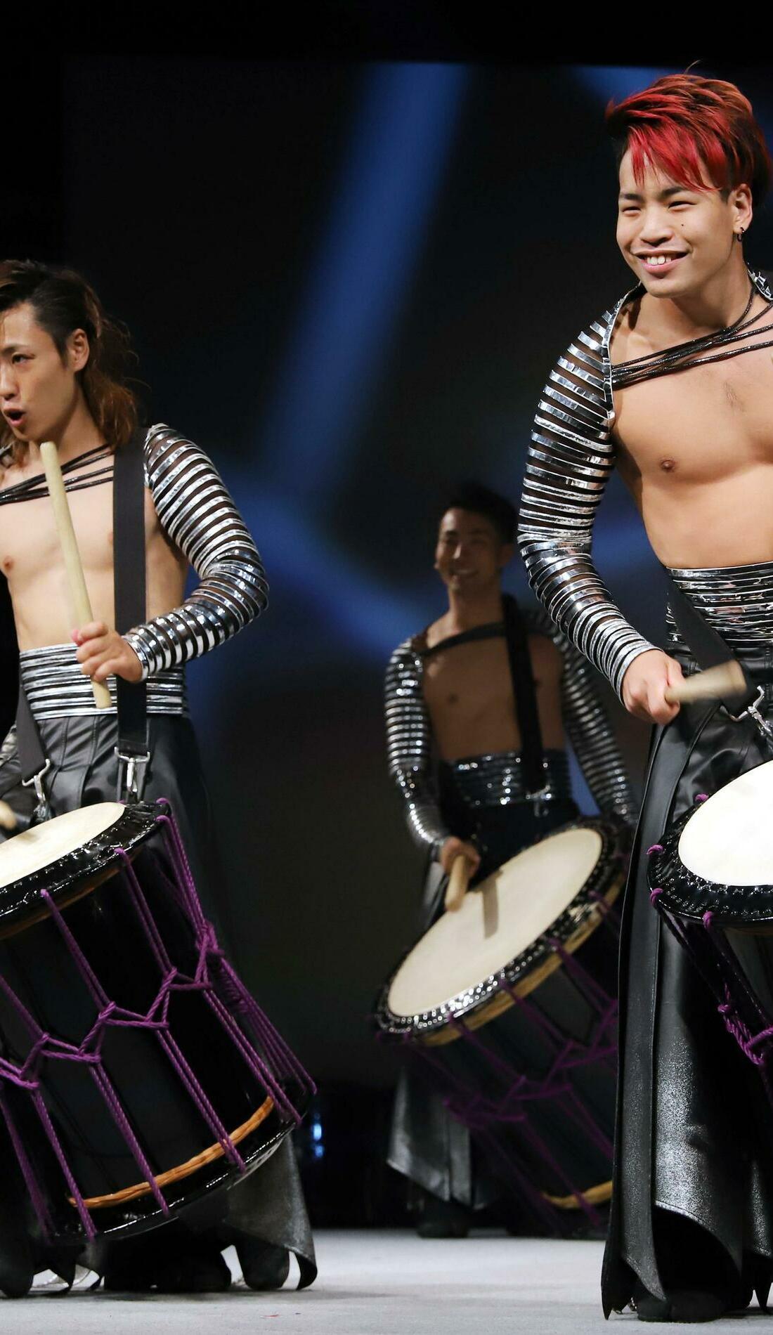 A Drum Tao live event