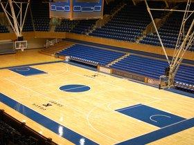 Duke Blue Devils at Virginia Tech Hokies Basketball