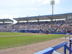 Fort Myers Miracle at Dunedin Blue Jays