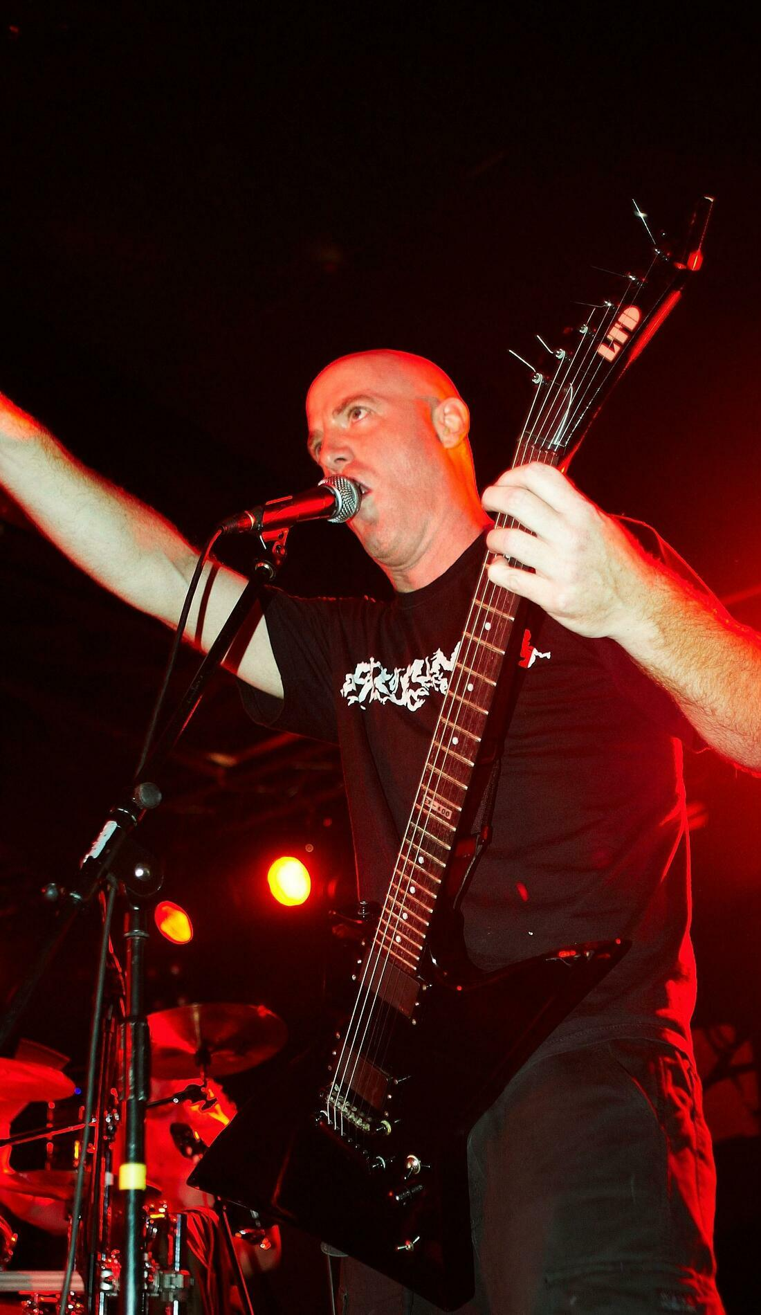 A Dying Fetus live event