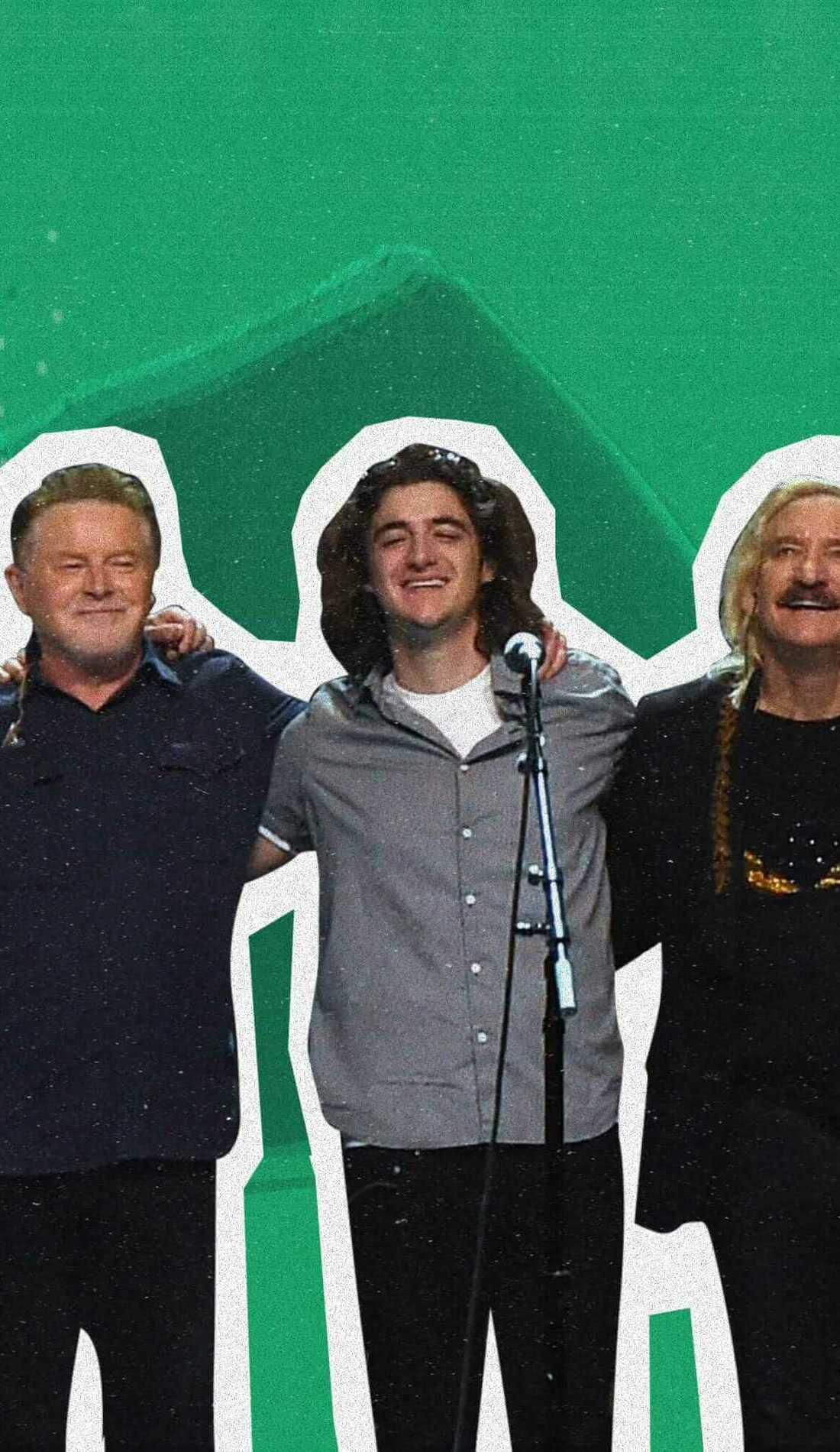 A Eagles live event