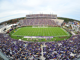 East Carolina Pirates at Memphis Tigers Football