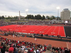 Eastern Washington Eagles at Montana Grizzlies Football