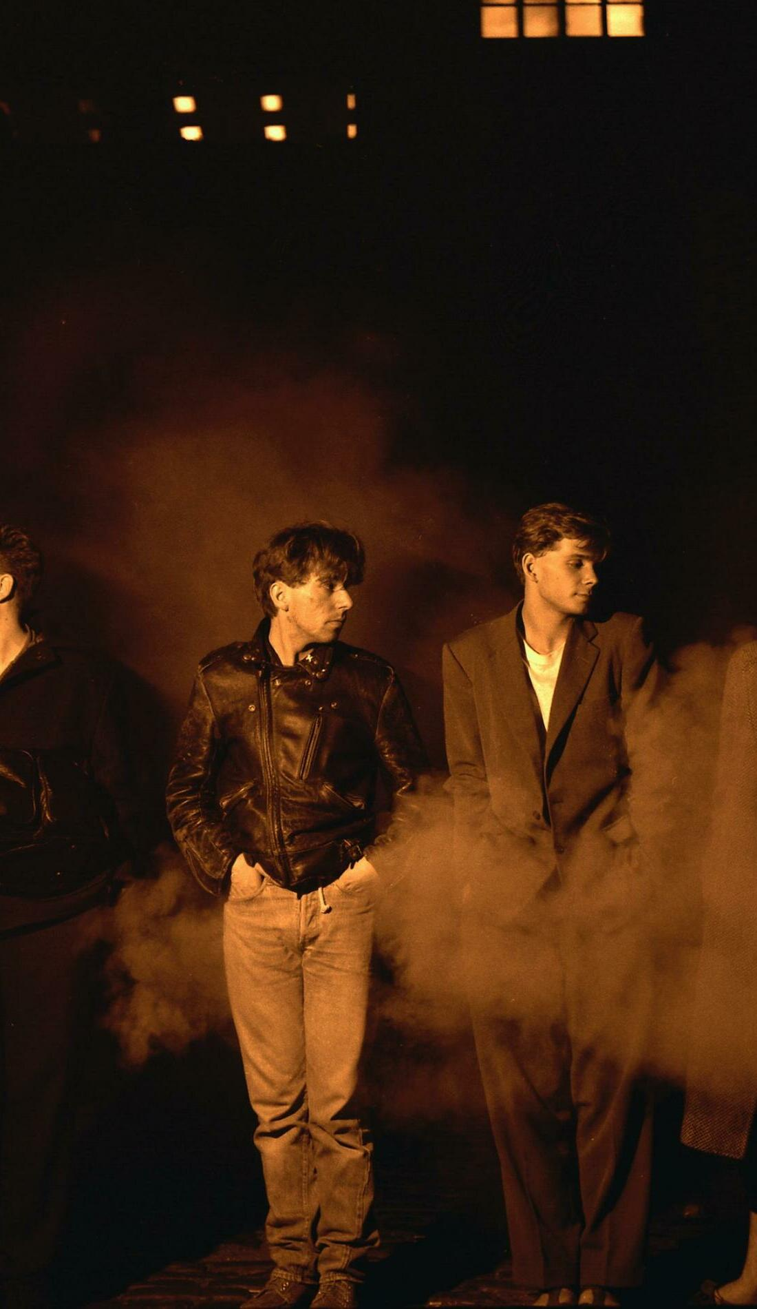 A Echo & The Bunnymen live event