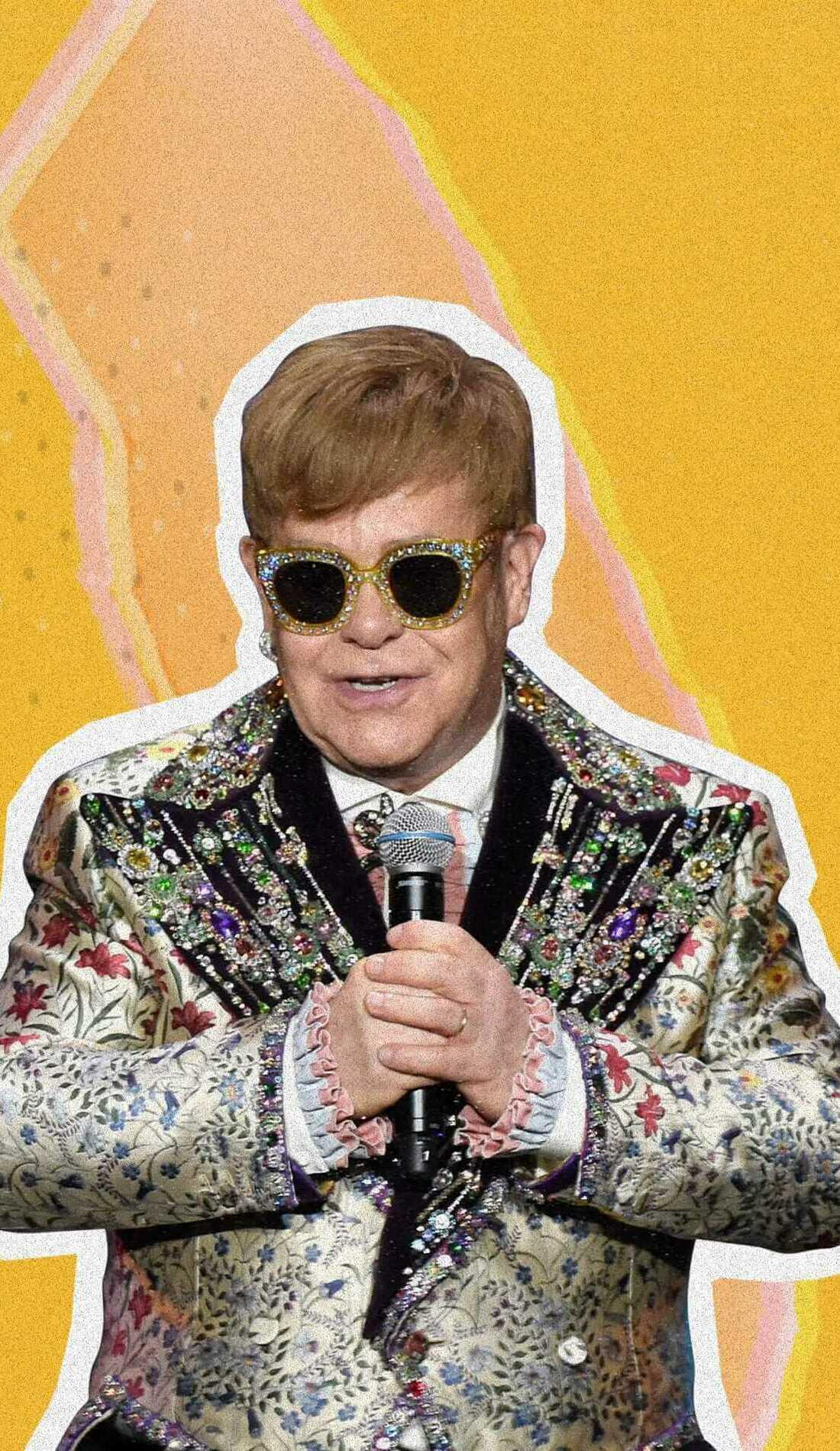 A Elton John live event
