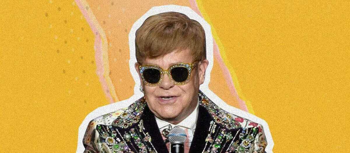 Elton John Concert Tic...