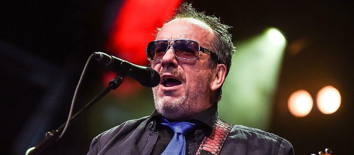 Elvis Costello Parking Passes