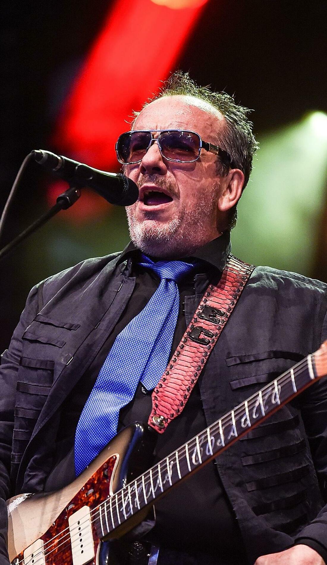 A Elvis Costello live event