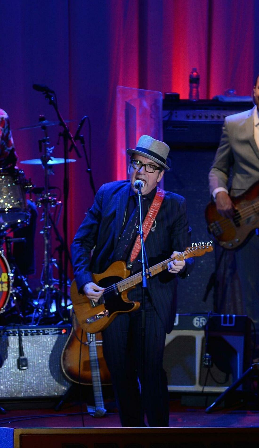A Elvis Costello & The Imposters live event