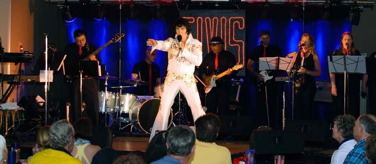 Elvis Tribute Tickets