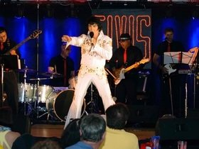 Elvis Live In Concert with Elvis Tribute