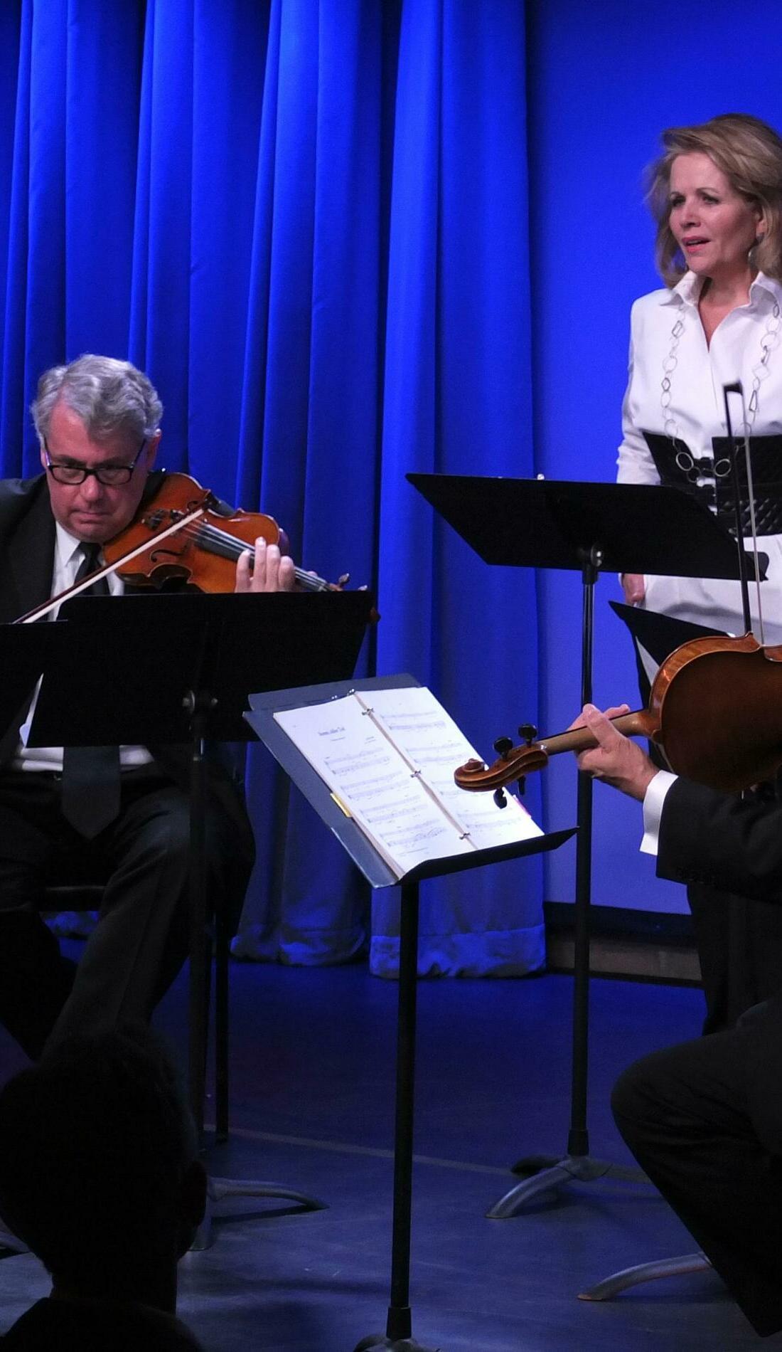 A Emerson String Quartet live event