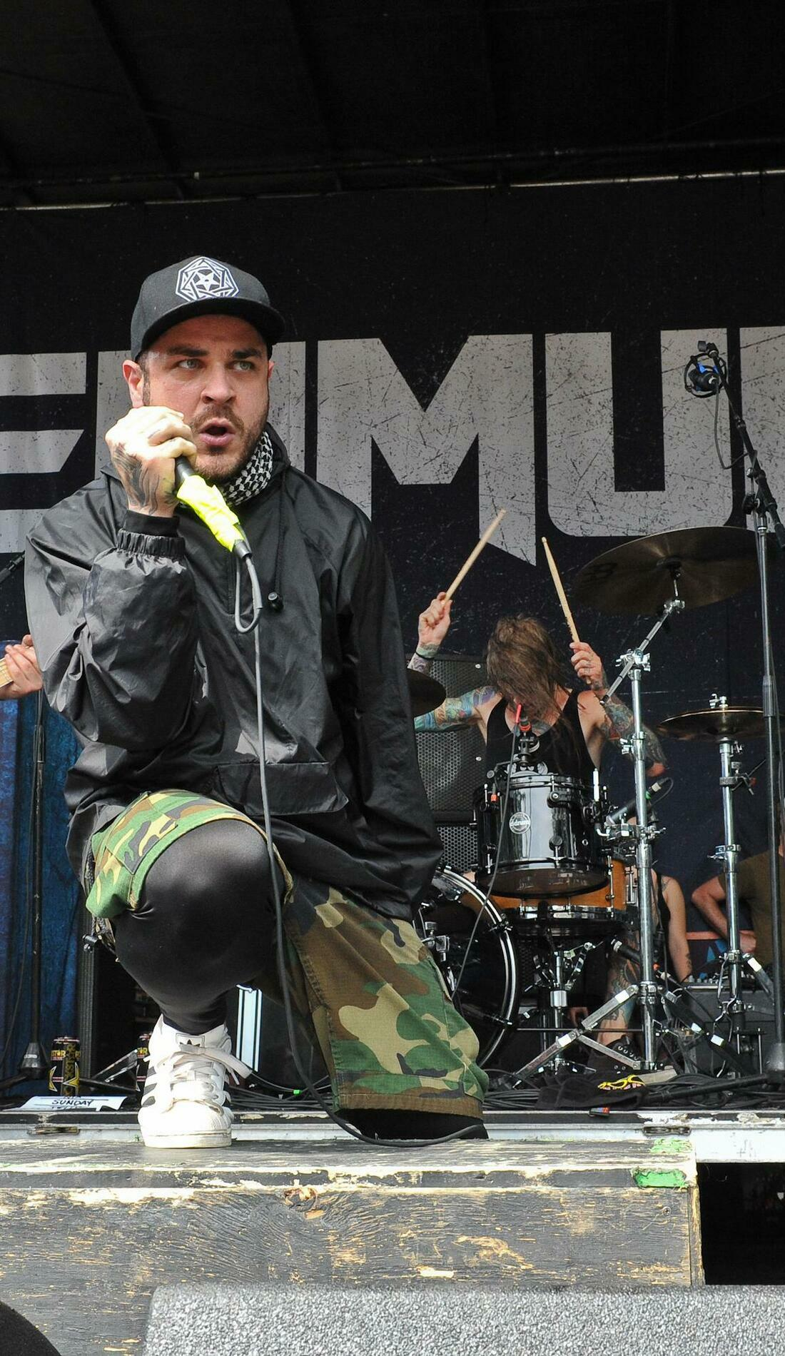 A Emmure live event