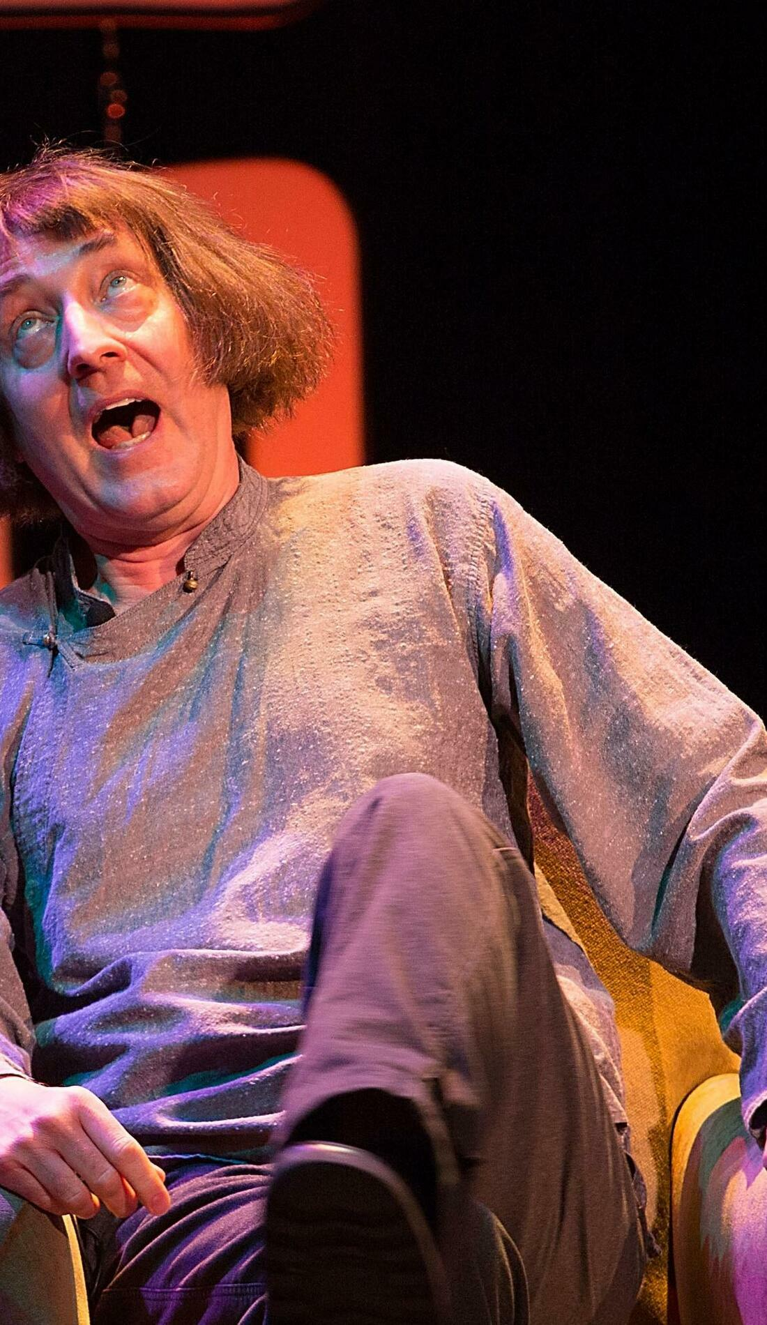A Emo Philips live event