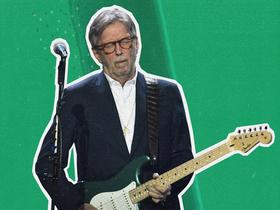 Eric Clapton with Gary Clark Jr.