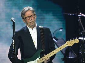 Crossroads Guitar Festival (Saturday Pass) with Eric Clapton