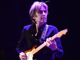 Eric Johnson with Arielle
