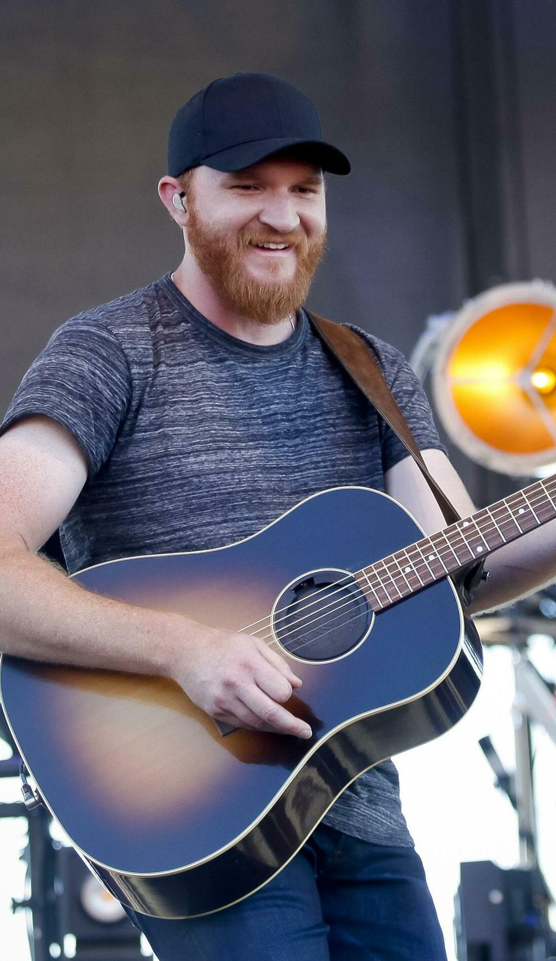 A Eric Paslay live event