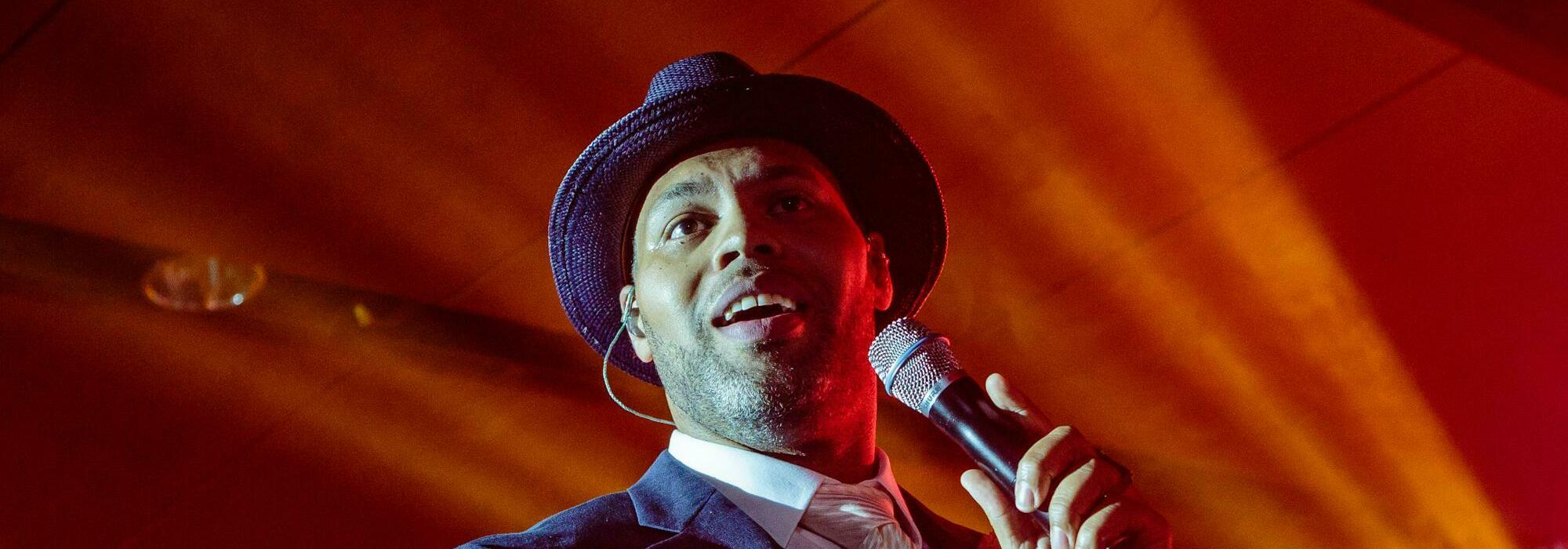 A Eric Roberson live event