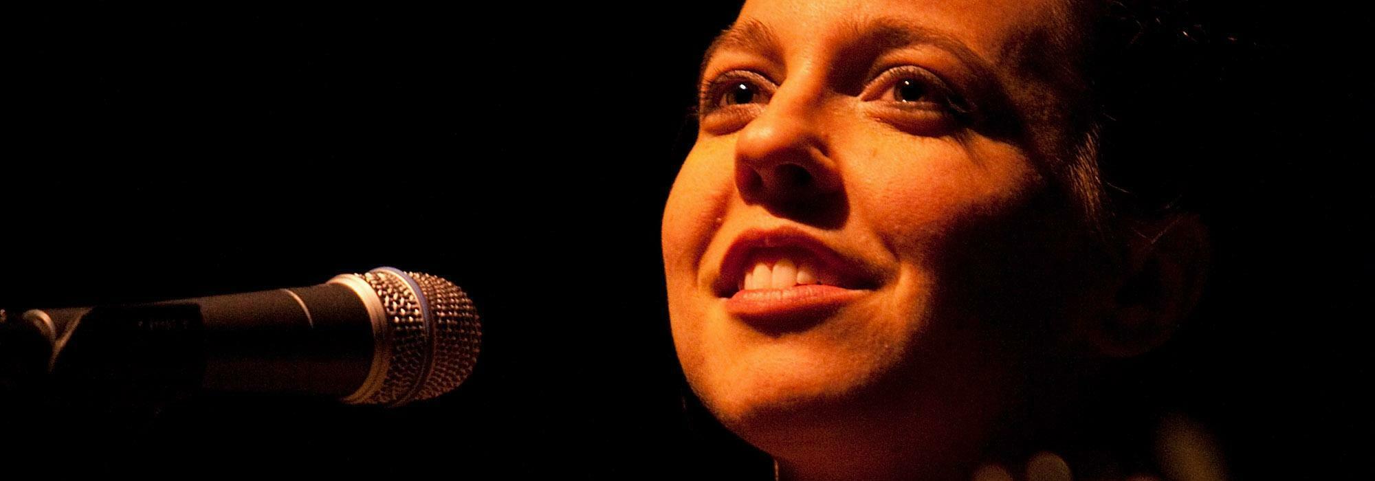 A Erin McKeown live event