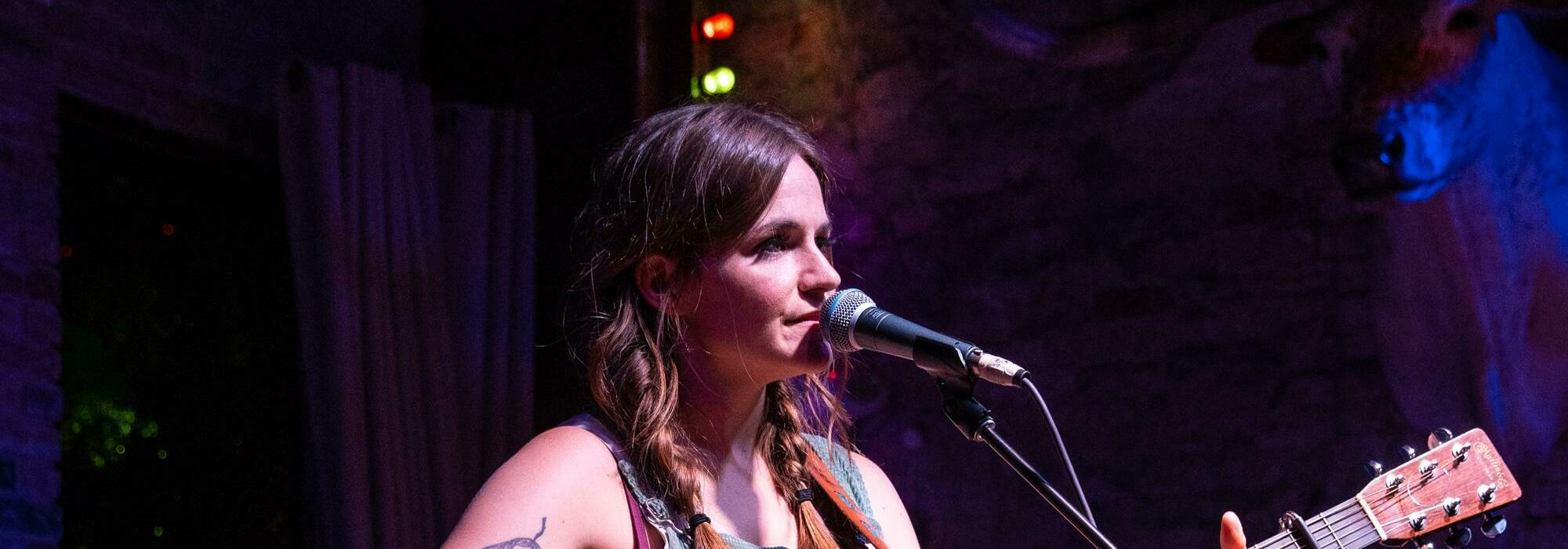A Erin Rae live event