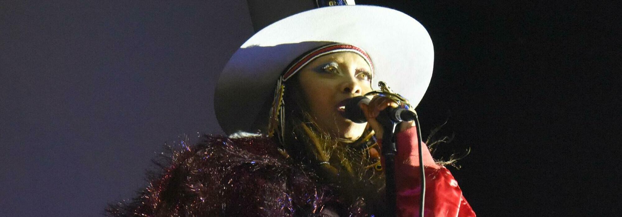 A Erykah Badu live event