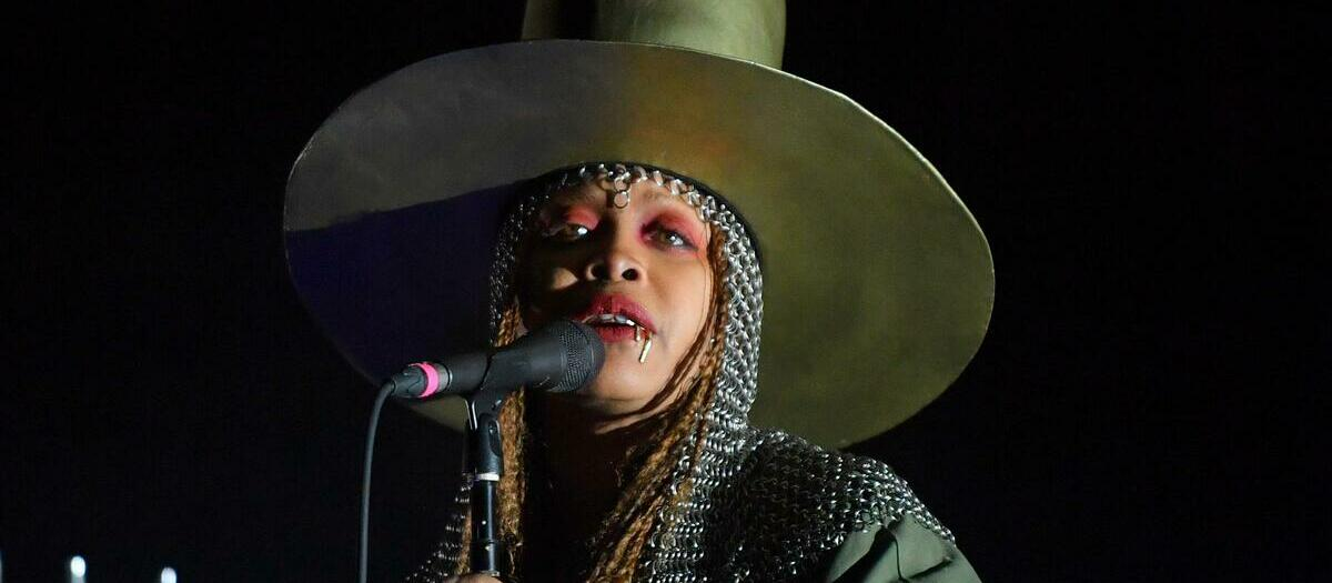 Erykah Badu Tickets